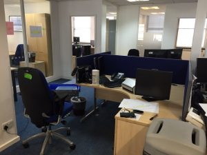 Office Moves Harlow